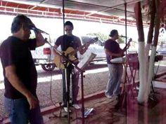 Los Cotry performing Quién Puso Más on Pepo's Sea Food...