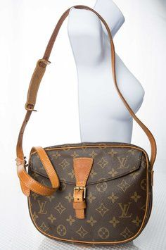 Louis Vuitton Cross Body Bag Just added this vintage bag to my collection Vintage  Louis Vuitton 8a73aec35c4ad