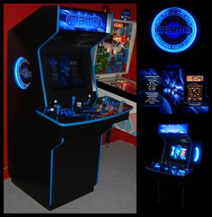 DIY MAME CABINET - KNIEVEL KUSTOMS