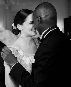 An intimate @Four Seasons Hotel George V Paris wedding moment.
