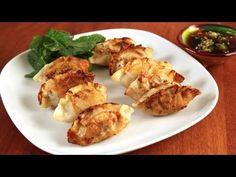 Vídeo : Cómo hacer mandu, dumplings coreanos de Maangchi