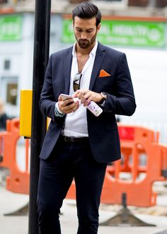 MenStyle1- Men's Style Blog - Summer Style FOLLOW : Guidomaggi Shoes Pinterest...