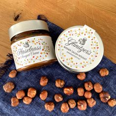 Feine Haselnuss-Nougat Creme aus Wien Creme, Guy Gifts, Gifts For Women, Special Gifts, Gift Cards, Xmas Presents, Handmade