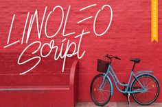 Linoleo Script Free Demo
