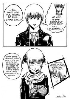 Gintama - OkiKagu Valentine's Page 1 by Rohanite on DeviantArt