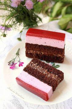 Polish Recipes, Sweet Cakes, Chocolate Cake, Tiramisu, Cookie Recipes, Cheesecake, Food And Drink, Sweets, Cookies