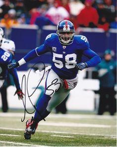 AAA Sports Memorabilia LLC - Antonio Pierce Autographed New York Giants 8x10 Photo, $67.95 (http://www.aaasportsmemorabilia.com/nfl/new-york-giants/antonio-pierce-autographed-new-york-giants-8x10-photo/)