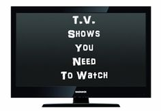 Fall is the time to start a new t.v show so check out my newest blog post to see some amazing t.v. shows that I am in love with!