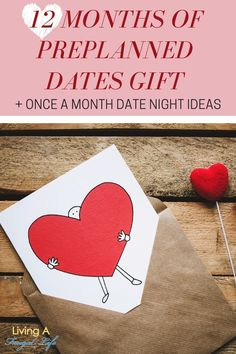 Marriage doesn't have to be boring! Use this once a month date night gift to keep the marriage alive! Includes once a month date night ideas as well as how to make your own date night gift for your husband or wife! 50th Anniversary Centerpieces, Anniversary Parties, Homemade Gifts, Diy Gifts, Photo Centerpieces, Creative Date Night Ideas, Date Night Gifts, Minimalist Kids, Golden Wedding Anniversary