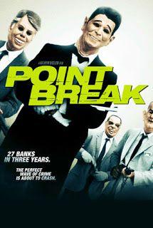 Diario: Sin Ton Ni Son... ¡Películas!: Point Break 2015 - Un remake con más acción -