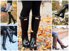 { Must-Have Fall Boots for Every Wardrobe: How to Style Riding, Over-the-Knee & Ankle Boots }