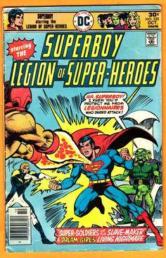 superboy 220