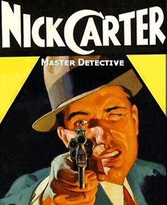 Nick Carter Master Detective - Check out Vintage Ads at - http://vintageads.us