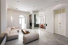 #LOCstyle #LOCtecninova #furniture #interiors #contemporany Tel Aviv Apartment by Chiara Ferrari Studio