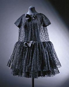 Balenciaga | Lace Baby Doll Dress | circa 1958