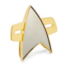 It's infrequent that we find prop replicas that are better than the original, but we think this screen-accurate combadge from Voyager qualifies.