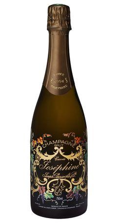 Joseph Perrier vintage Joséphine cuvee champagne - Planete champagne
