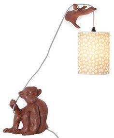 Lampe Monsieur Choco / Avec sa branche