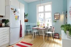 Feng shui ideas for the kitchen #fengshui #kitchen