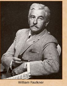 Legendary Southern writer, William Faulkner, born September 25, 1897, with the sun in Libra, moon in Virgo and Cancer rising.