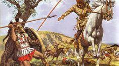 10 невероятных битв повлиявших на историю человечества