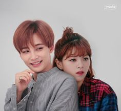 """506 Likes, 11 Comments - CARONCE 캐런스 [170602] (@beautifulotp) on Instagram: """"정한 ♡ 정연 Weekly Idol Seventwice Special - back hug #svtwice #svtwc #seventwice #twiceteen #2jeong"""""""