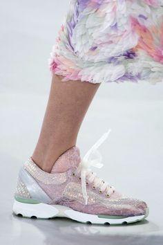 Ma Jeunesse — parisianistshoes: Chanel Haute Couture SS 2014