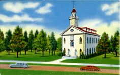 1000 - Kirtland Temple Mormon Temples, Lds Temples, Kirtland Temple, Community Of Christ, Mormon History, Mormons, Church History, Latter Day Saints, Jesus Christ