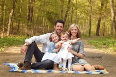 Spring Family Photo session by The Documentarians Photography