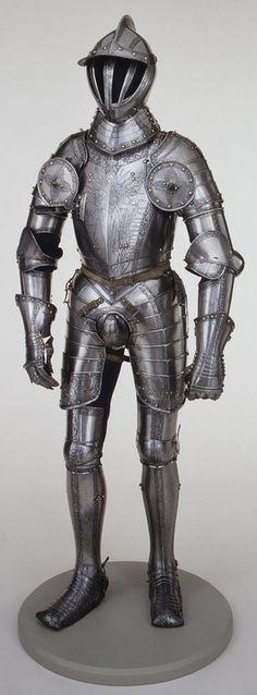 Armor of Emperor Ferdinand I, 1549.