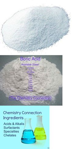 27 Best Boric Acid Uses images in 2019 | Boric acid, Boric
