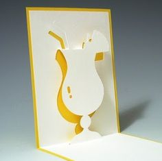 Pop Up Card Tutorial - 23 tutorials on making pop up cards - starts from basic through very ingenious ones