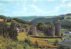 Belgium Burg Reuland Die Burg Le Chateau Fort Het Kasteel castle | eBay