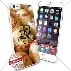 New iPhone 6 Case Vanderbilt Commodores Logo NCAA #1668 White Smartphone Case Cover Collector TPU Rubber [BaseBall] SURIYAN http://www.amazon.com/dp/B01504FAEQ/ref=cm_sw_r_pi_dp_6U8zwb0271BTX
