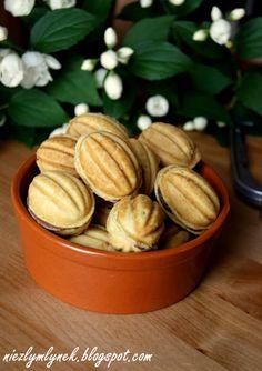Baking Recipes, Cookie Recipes, Dessert Recipes, Sweet Recipes, Healthy Recipes, Decadent Cakes, Polish Recipes, Polish Food, Russian Recipes