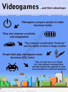 Funny or Die | Comedy is simply a funny way of being serious.: VIDEO GAMES ANDTHEIR ADVANTAGES !