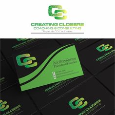 Creating Closers Coaching & Consulting - Creating Closers needs a powerful logo that POPS!