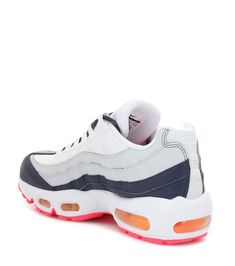 wholesale dealer 8336e 47ee3 Air Max 95 leather sneakers