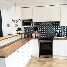 Kitchen  #ikea #kitchen #interiordesign #details #interior_and_living #vakrehjem #boligpluss #interiors #ninterior #nordic #scandinaviandesign