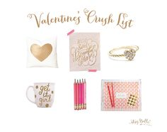 Our Valentine's Crush List: Gifts we'd love to get & give « Itsy Belle Itsy Belle