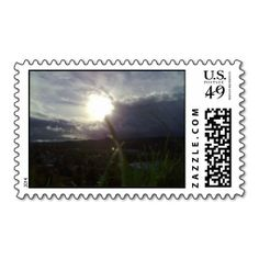 Kristiansten Fortress viewpoint Postage Stamps