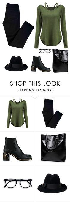 """Fashion inspiration"" by monika1555 on Polyvore featuring J Brand, Miu Miu and Gucci"