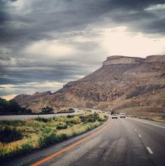 Just outside of Grand Junction, Colorado.