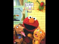 Elmo's World: Pets! (2006 DVD) - YouTube Elmo World, Affordable Dental, Vegan Recipes, The Creator, Teddy Bear, Pets, Youtube, Vegane Rezepte, Teddy Bears