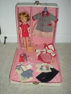 Vintage 1964 Penny Brite Topper Doll Clothes