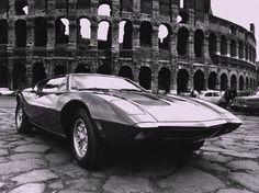 AMC AMX VIGNALE CONCEPT CAR (1966)