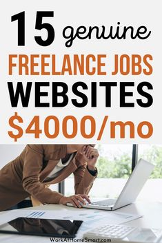 Looking for legitimate online jobs from home? If yes, make sure to check out our collection of freelance jobs websites.
