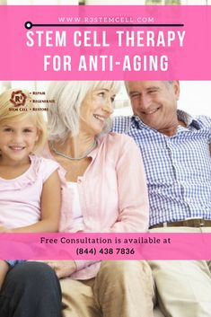 Stem Cell Therapy effectively uses stem cells to slow down signs of aging to improve patient's health. Stem Cell also offers FREE consultation at 438 7836 Cord Blood Banking, Stem Cell Therapy, Regenerative Medicine, Pain Management, Stem Cells, Chronic Pain, Healthy Life, Anti Aging, Health Fitness