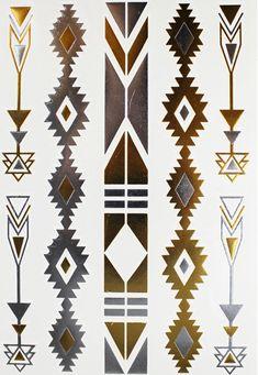 And we got loads more! Motif Navajo, Navajo Art, Navajo Pattern, Native American Patterns, Native American Design, Navajo Tattoo, Pattern Art, Pattern Design, Motifs Aztèques
