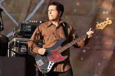Juan Alderete of The Mars Volta